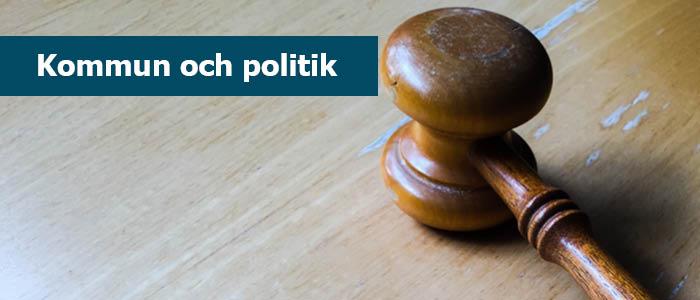 Meny kommun och politik